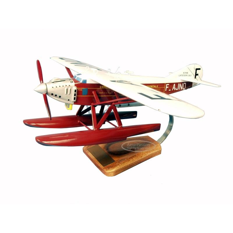 plane model - Latecoere Late .28-3 'Comte-de-La Vaulx' plane model - Latecoere Late .28-3 'Comte-de-La Vaulx'plane model - Latec