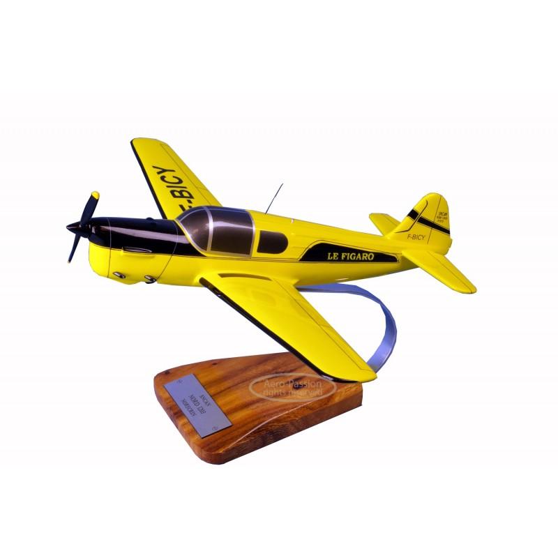 modelo de avião - Nord 1203 Norecrin modelo de avião - Nord 1203 Norecrinmodelo de avião - Nord 1203 Norecrin