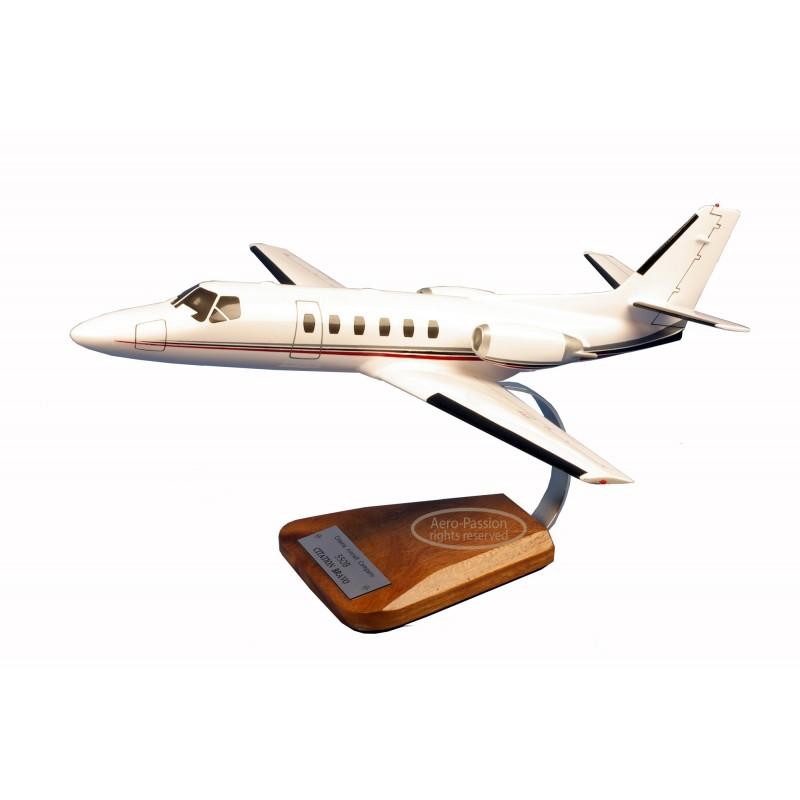 modelo de avião - Cessna 550.B Citation modelo de avião - Cessna 550.B Citationmodelo de avião - Cessna 550.B Citation