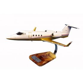 modelo de avião - Learjet 55