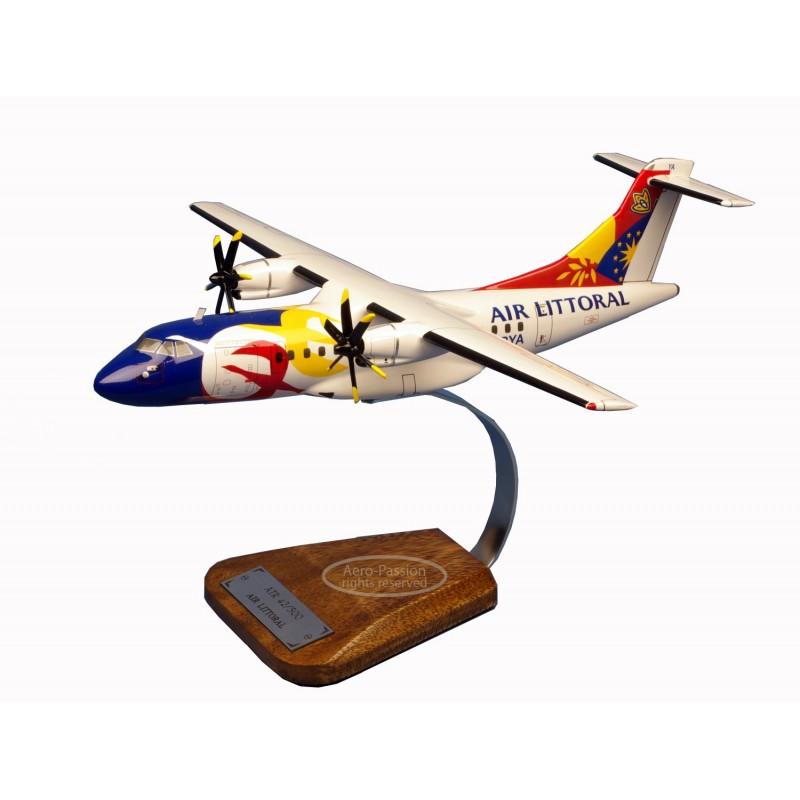 plane model - ATR42-500 plane model - ATR42-500plane model - ATR42-500