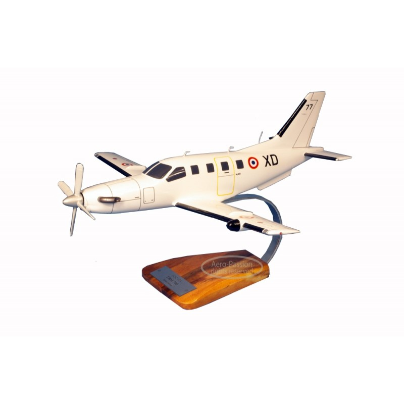 plane model - TBM.700 Armée de l'Air plane model - TBM.700 Armée de l'Airplane model - TBM.700 Armée de l'Air