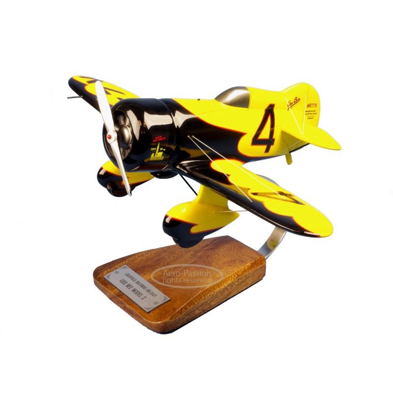 modelo de avião - Gee Bee Z modelo de avião - Gee Bee Zmodelo de avião - Gee Bee Z