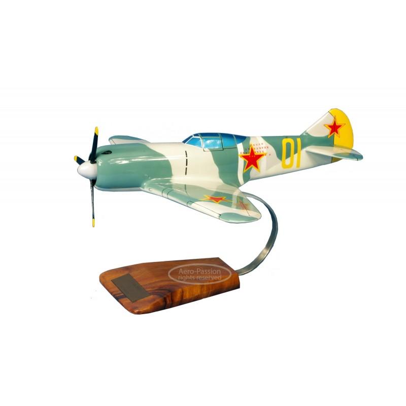 modelo de avião - Lavochkin La-5 modelo de avião - Lavochkin La-5modelo de avião - Lavochkin La-5