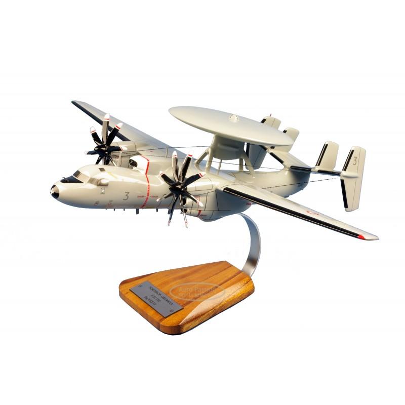 modelo de avião - E-2C Hawkeye II modelo de avião - E-2C Hawkeye IImodelo de avião - E-2C Hawkeye II
