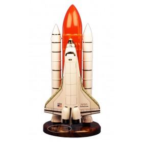 plane model - Challenger Space Shuttle