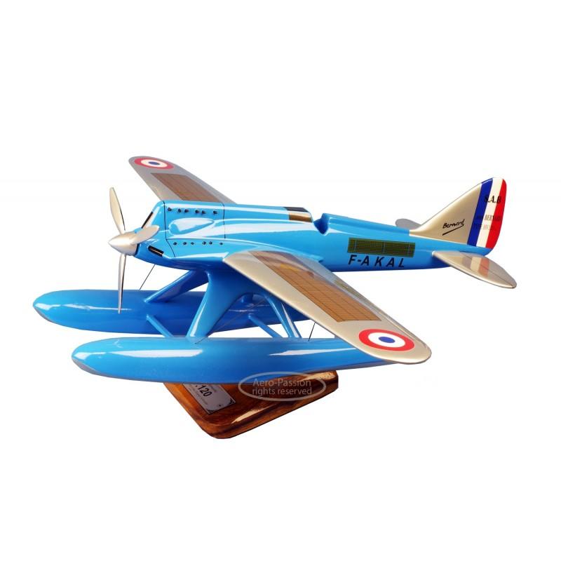 plane model - Bernard H.V-120 Trophee Schneider plane model - Bernard H.V-120 Trophee Schneiderplane model - Bernard H.V-120 Tro