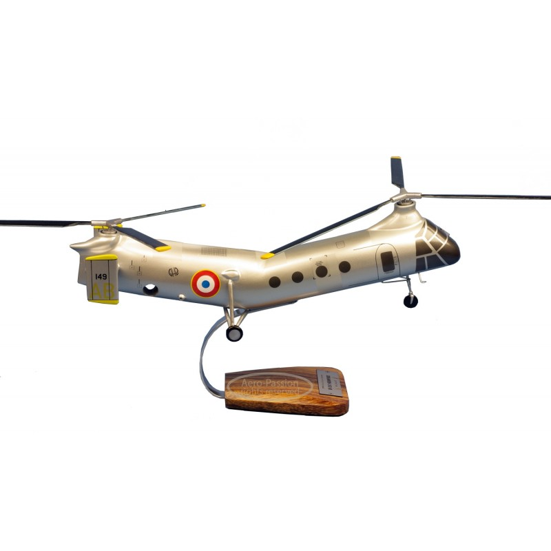 maquette helicoptere - H.21 Sikorsky Shawnee / Banane maquette helicoptere - H.21 Sikorsky Shawnee / Bananemaquette helicoptere