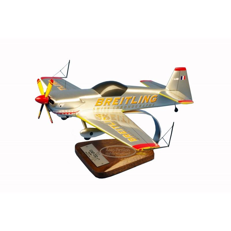 maquette avion - CAP-232 Breitling maquette avion - CAP-232 Breitlingmaquette avion - CAP-232 Breitling