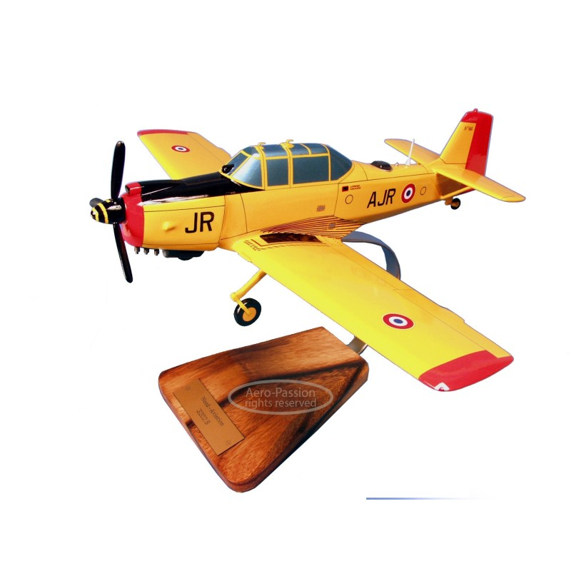 modelo de avião - Nord 32.02B modelo de avião - Nord 32.02Bmodelo de avião - Nord 32.02B