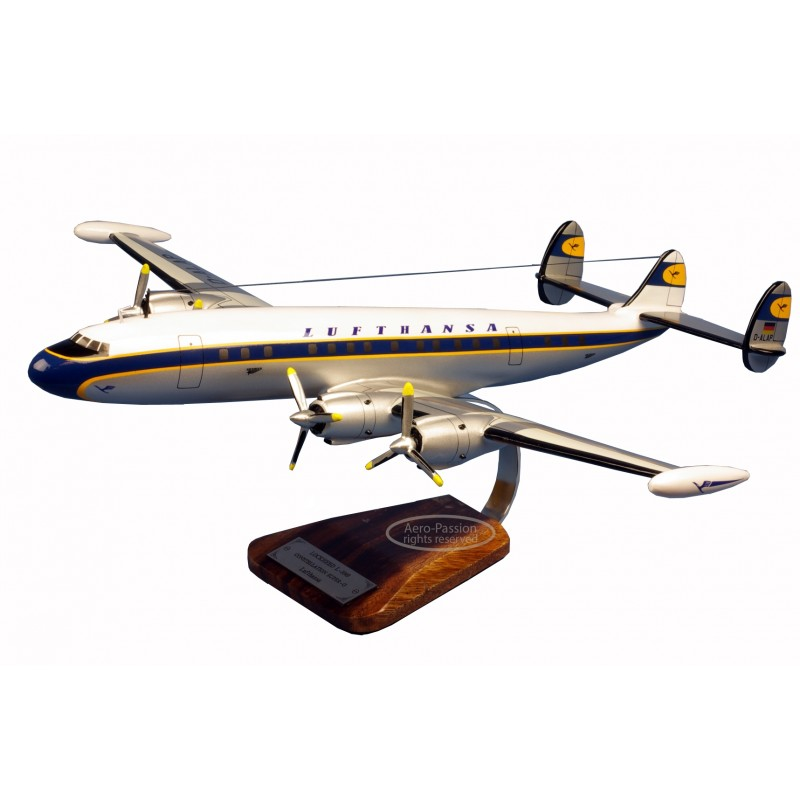 modelo de avião - Lockheed L.1049 Super G modelo de avião - Lockheed L.1049 Super Gmodelo de avião - Lockheed L.1049 Super G