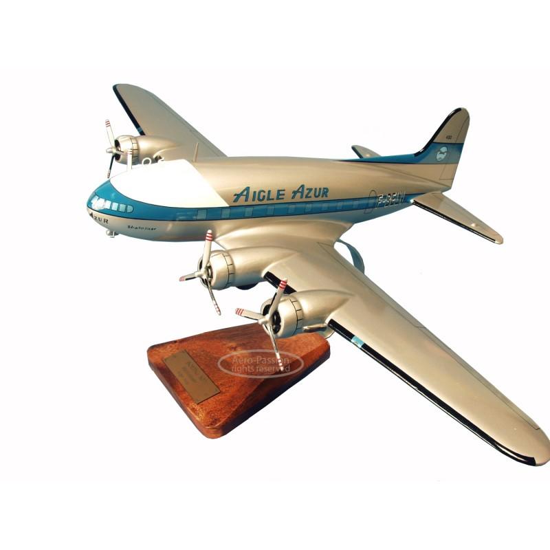 plane model - Boeing 307 Stratoliner plane model - Boeing 307 Stratolinerplane model - Boeing 307 Stratoliner