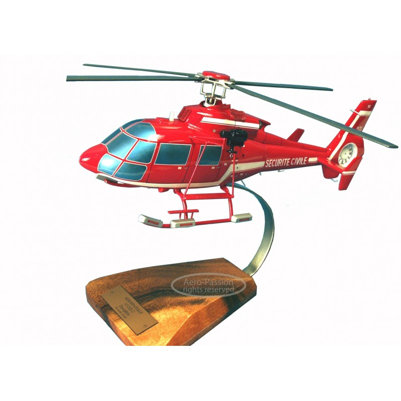 maquette helicoptere - AS365-C.1 Dauphin maquette helicoptere - AS365-C.1 Dauphin maquette helicoptere - AS365-C.1 Dauphin