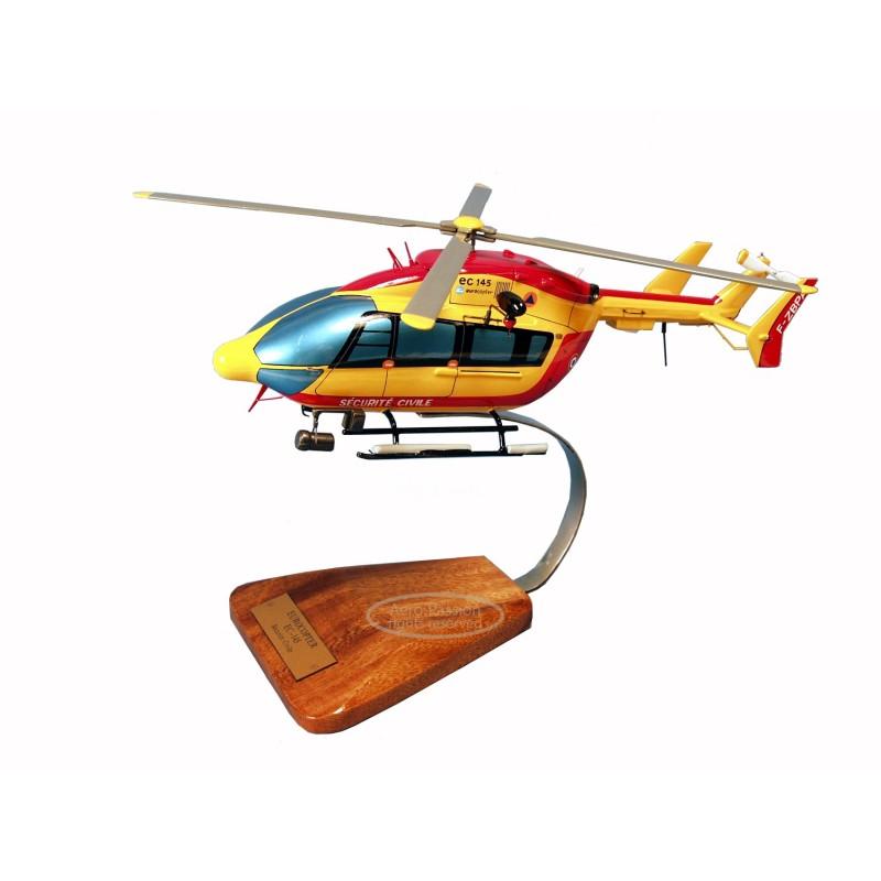 modelo de helicóptero - EC-145 Securite Civile, Dragon 25 modelo de helicóptero - EC-145 Securite Civile, Dragon 25modelo de hel