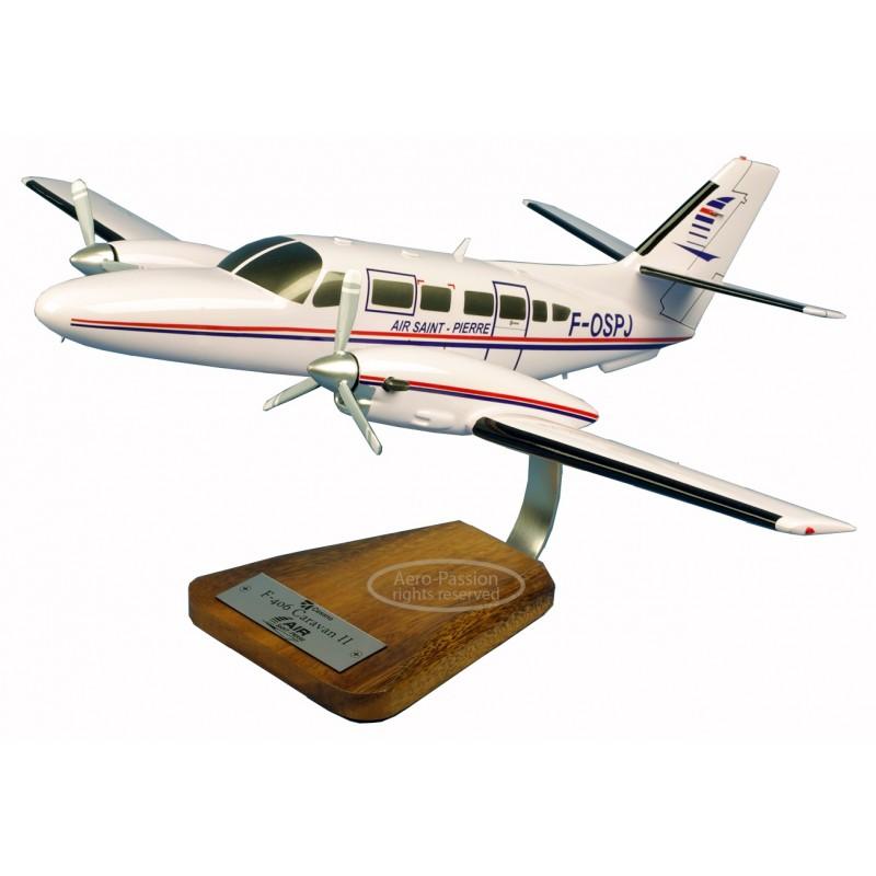 plane model - Cessna F-406 Caravan II plane model - Cessna F-406 Caravan IIplane model - Cessna F-406 Caravan II