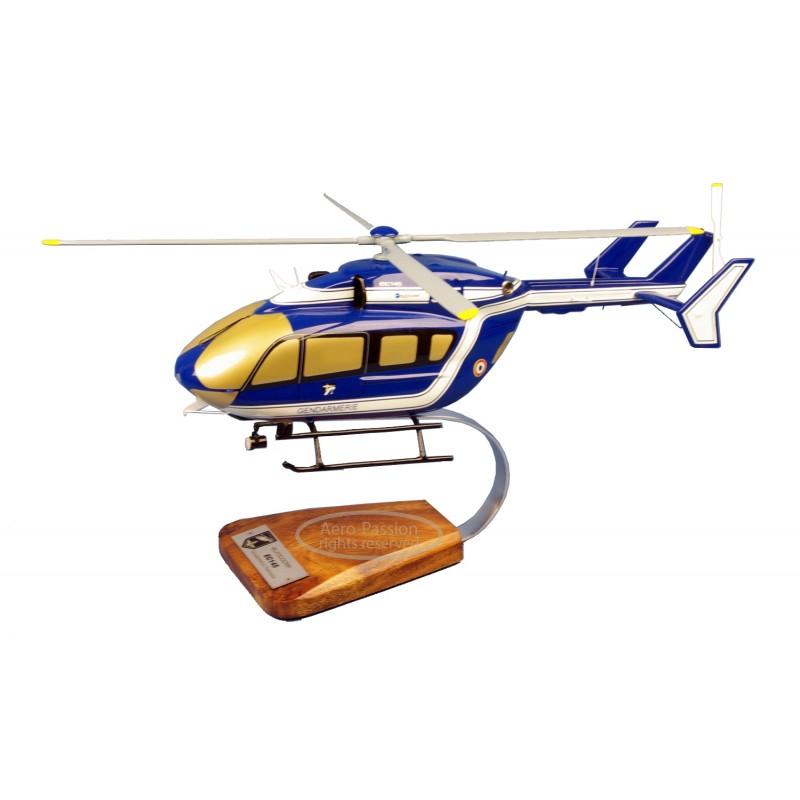 modelo de helicóptero - EC-145 helicoptere Gendarmerie, Dragon 25 modelo de helicóptero - EC-145 helicoptere Gendarmerie, Dragon