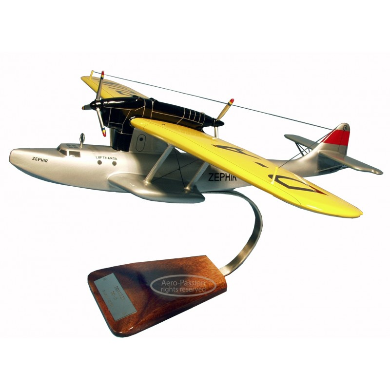 plane model - Dornier Do-18 D2 plane model - Dornier Do-18 D2
