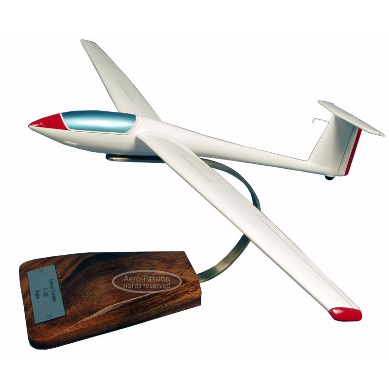 plane model - C-101 Pegase - Glider plane model - C-101 Pegase - Glider