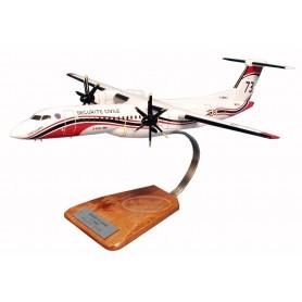 modelo de avião - Dash 8-Q400MR