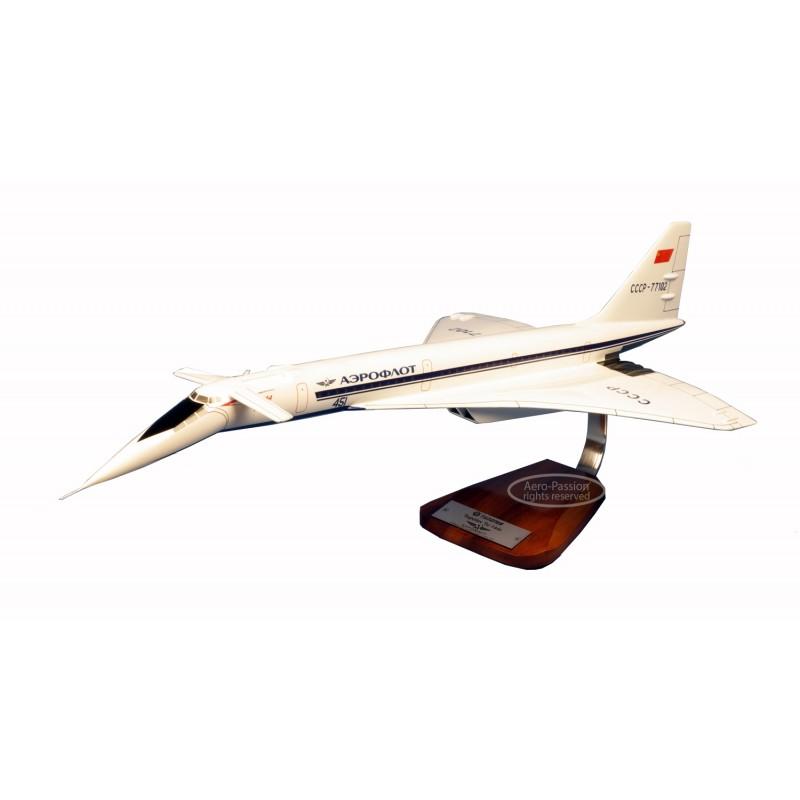 maquette avion - Tupolev Tu-144 aeroflot maquette avion - Tupolev Tu-144 aeroflot