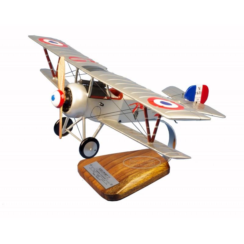 modelo de avião - Nieuport 17N modelo de avião - Nieuport 17N
