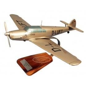 Flugzeugmodell - Messerschmitt BF-108 Taifun Flugzeugmodell - Messerschmitt BF-108 Taifun