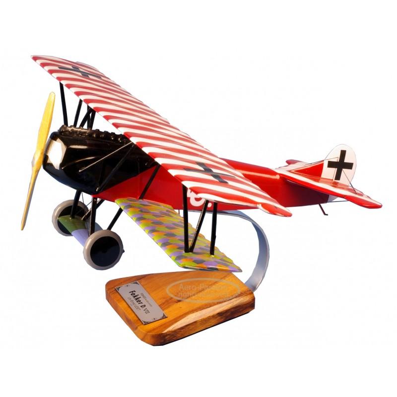 plane model - Fokker D.VII Lt Ernst Udet 1918l plane model - Fokker D.VII Lt Ernst Udet 1918l