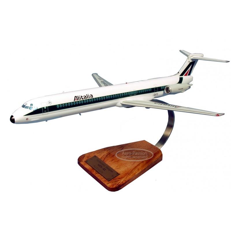modelo de avião - Mc Donnell Douglas MD-82 modelo de avião - Mc Donnell Douglas MD-82