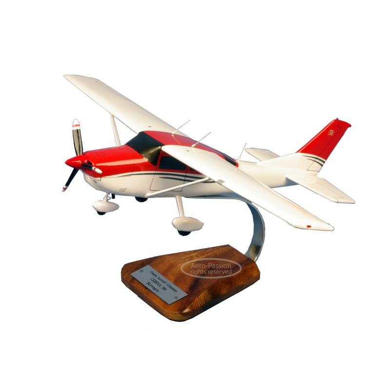 plane model - Cessna 206 Skywagon plane model - Cessna 206 Skywagon