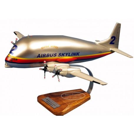 plane model - Aero Spacelines B377SGT Super Guppy Airbus Skylink N°2 VF411