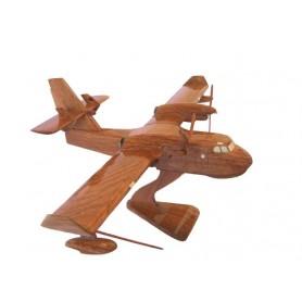 maquette avion bois - Canadair CL215