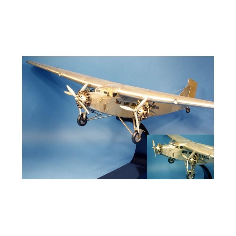 Ford Tin Goose trimoteurs - 69 x 102 cm