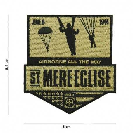 Patch Ste Mère l'Eglise - Overlord 442306_8040