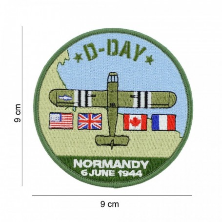 Patch Patch D-Day Waco 442306_8030