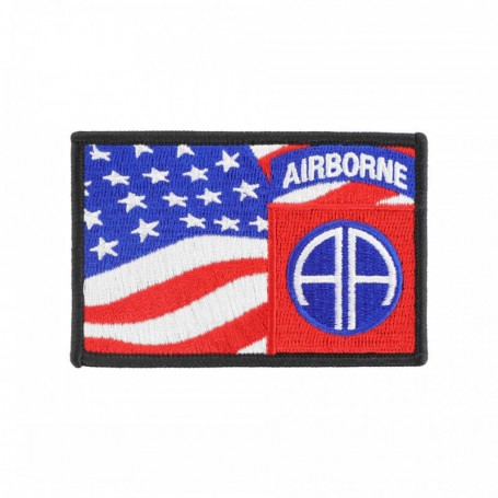 Patch 82e Airborne flag 442307_8034