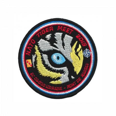Embroidered patch - NTM 2019 Mont de Marsan EC03-30 patch1142