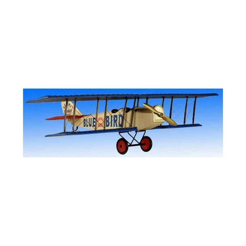 Curtiss Jenny Blue Bird
