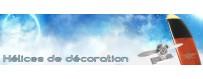 Hélices avions décoration par Aero-Passion